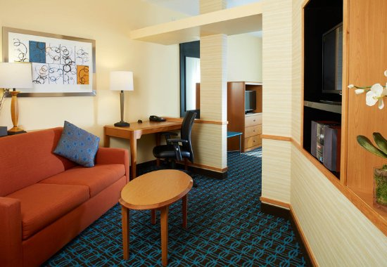Lithonia, GA: King Studio Suite Living Area