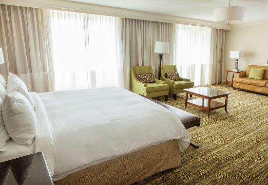 Whippany, Nueva Jersey: Hospitality Suite Sleeping Area
