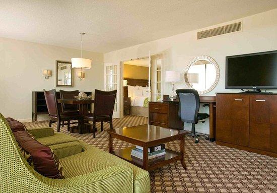 Whippany, Nueva Jersey: King Hospitality Suite