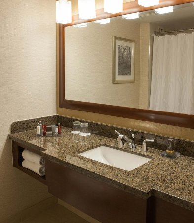 Whippany, Nueva Jersey: Deluxe Guest - Bathroom