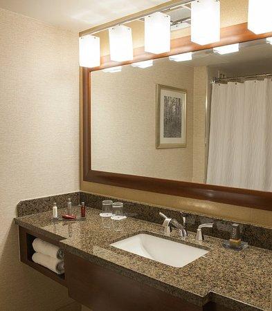 Whippany, Nueva Jersey: Guest Bathroom