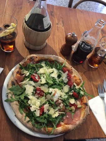 Best pizza in Stockholm