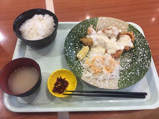 Toki, Japan: 土岐プレミアムアウトレットに来ると大抵チキン南蛮定食を頼みます。 大変美味しくリーズナブルで、おすすめです。