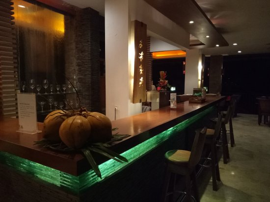 Anahata Villas & Spa Resort: Bar