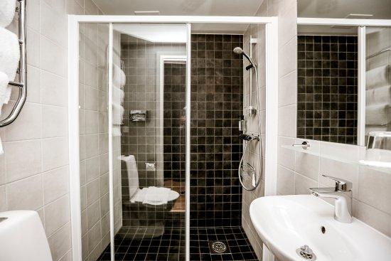 Freys Hotel Lilla Radmannen: Bathroom