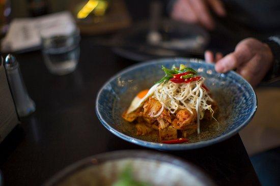 Penguin, أستراليا: Five Spice Tofu