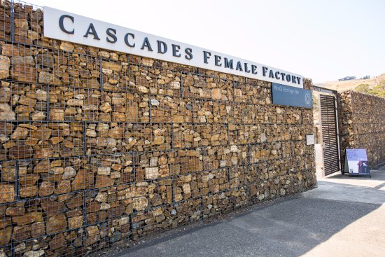Cascades Female Factory Historic Site
