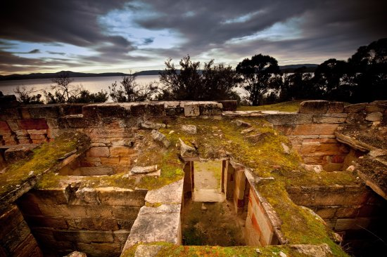 Saltwater River, Australia: Coal Mines Historic Site ruins