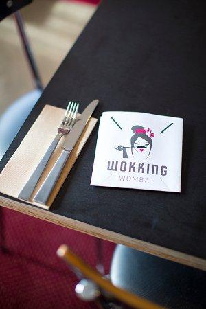 Penguin, أستراليا: Wokking Wombat Restaurant