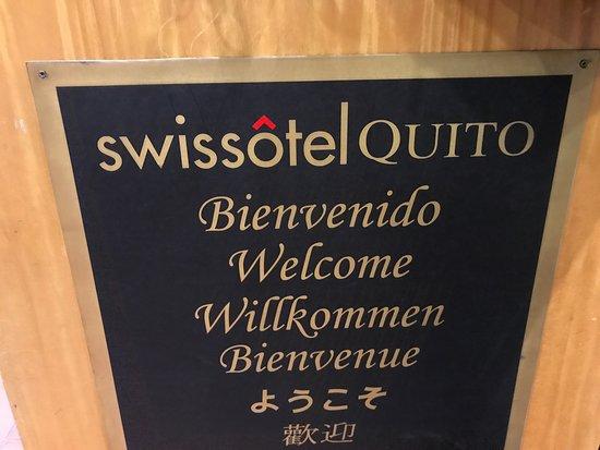 Swissotel Quito: photo7.jpg