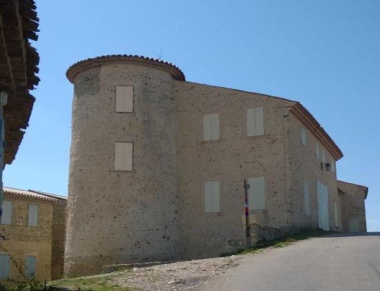 La Toupinelle : vieux bras, l'ancien village