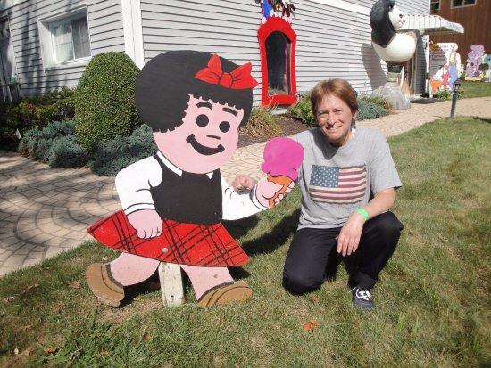 Cheshire, CT: with Nancy