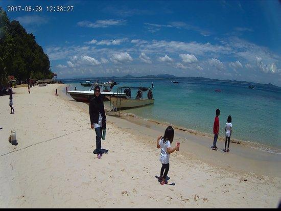 Ombak Kapas Island Beach Resort