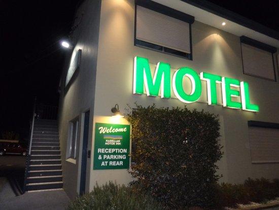 Narellan, أستراليا: HOTEL ENTRANCE
