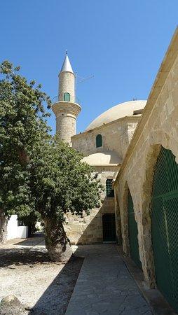 Hala Sultan Tekke: esterno Moschea