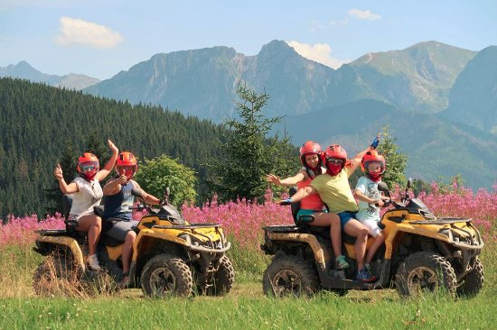 Quadoo Adventure Zakopane