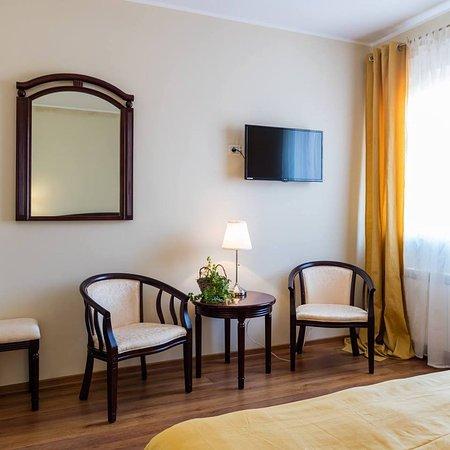 Alexandru Cel Bun, Romania: Room no. 15 - Brand new room.