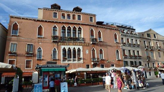 A Perfect Venetian View