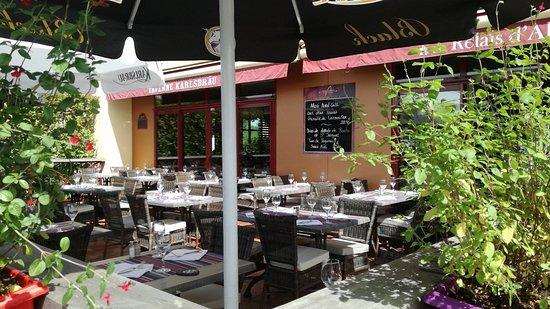 Restaurant Alsace Saint Gregoire