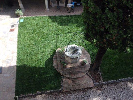 Terrazza Panoramica E Torri Del Castello Picture Of