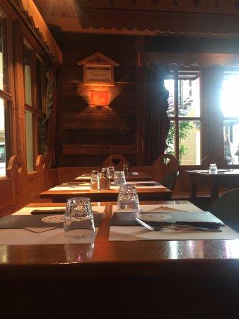 Restaurant Le Chalet Saint Sever