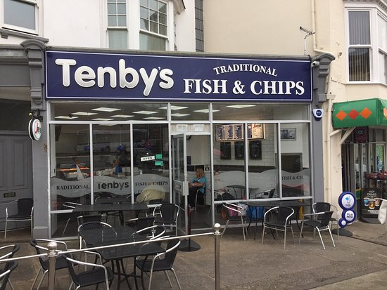 Tenbys fish chips tenby restaurant reviews phone for Fish chips restaurant