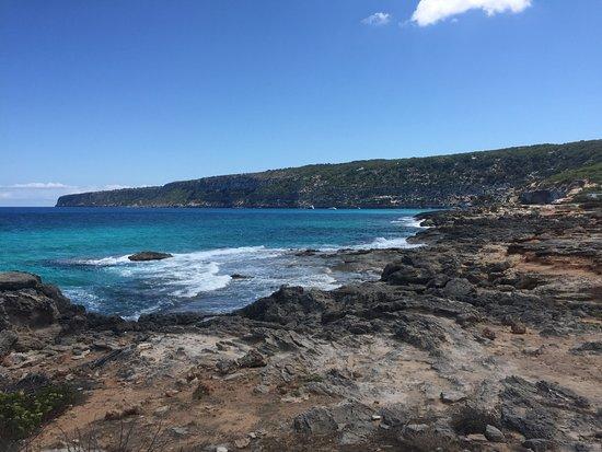 Playa Ses Platgetes: Explore by SUP