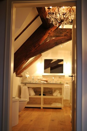Dagobertshausen, ألمانيا: Badezimmer 