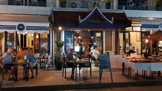 Tripadvisor At The Front Door Picture Of Indigo Cafe Luang