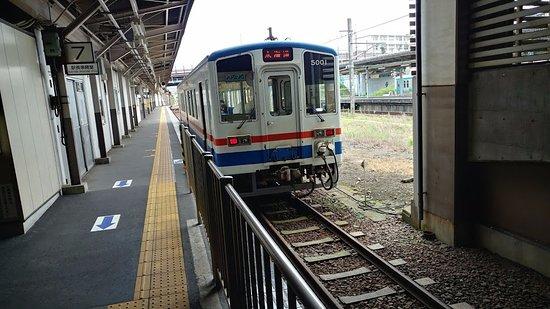 Tsuchiura, Japón: 列車外観