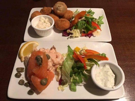 Dinner at the Caman Inn, Delvin