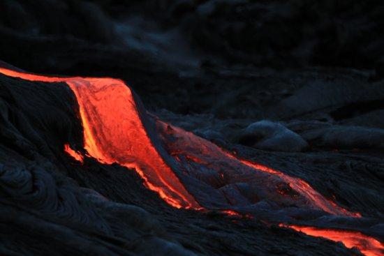 Keaau, Hawái: Lots of lava