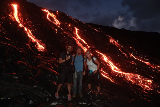 Volcano Hiking Tours
