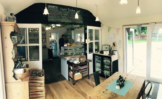 East Harling, UK: Peppers Tea Room