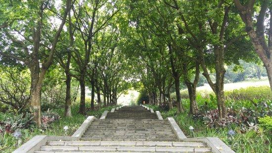 Sun Wen Memorial Park: vista general