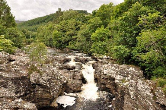 Invermoriston Falls: waterfalls