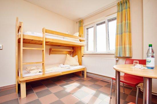 Jugendherberge Wangerooge: Zimmer