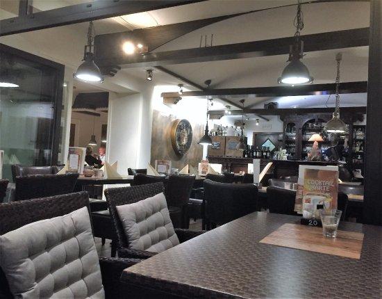 Restaurant Kochpott: Restaurant - Innenraum (gegen 20:45 Uhr)