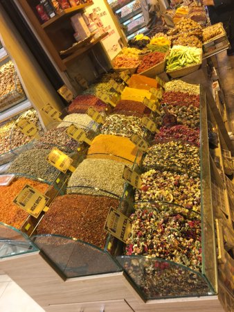 Spice Bazaar (Istanbul, Turkey): Top Tips Before You Go ...