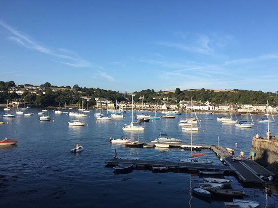 The Greenbank Hotel: Harbour view