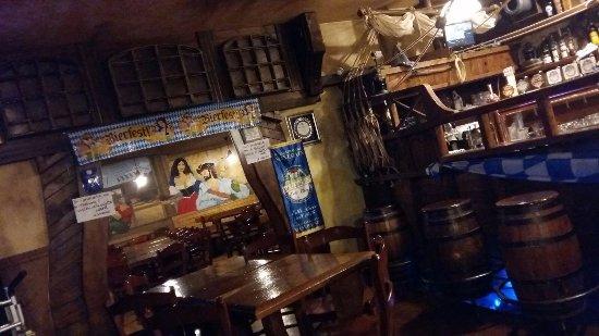 Il Corsaro Risto Pub: arredo tipico
