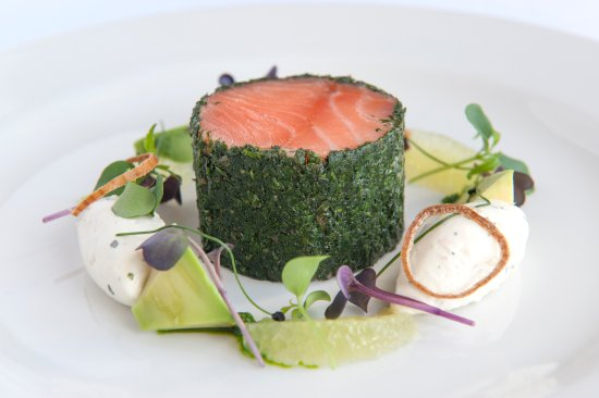 Frederick's Restaurant: A sample from the tantalising A La Carte menu