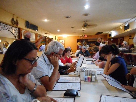 Carrizozo, NM: meditazione su cosa ordinare