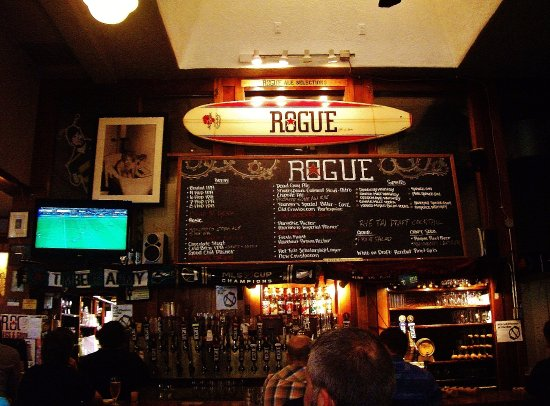 ‪Rogue Distillery and Public House‬