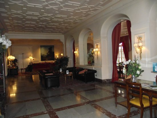 Grand Hotel Sitea: hall