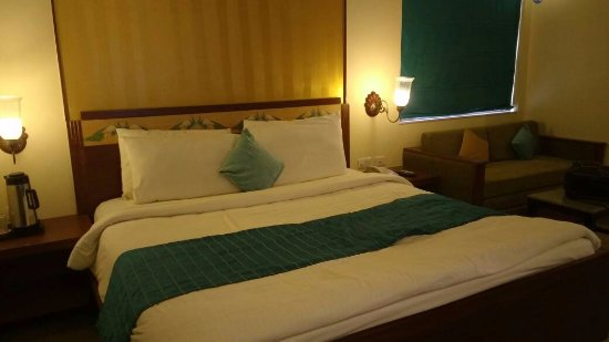 Club Mahindra Fort Kumbhalgarh: beautifully decorated rooms