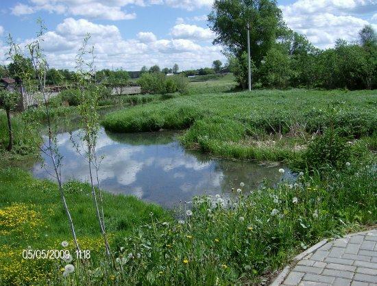 Diveyevo, Ρωσία: источник на р. Вичкинза