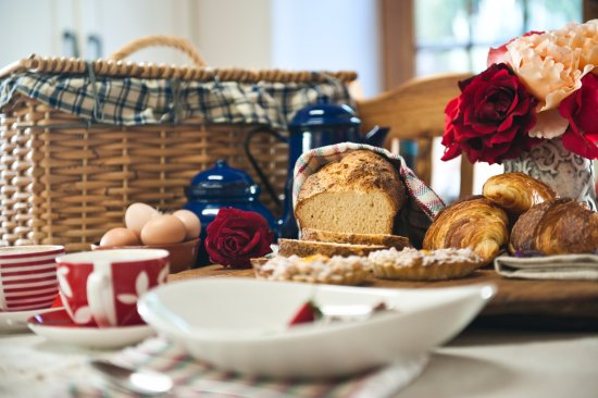 Robertson, Republika Południowej Afryki: Our Chef produce a selection of traditional homemade and freshly baked mealssatisfy