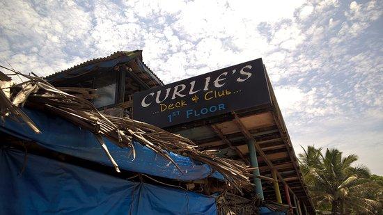 Anjuna, Indie: Best Beach Shack