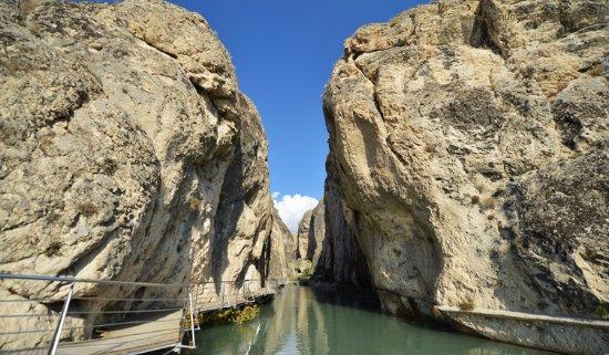 Tohma Canyon: kanyondan goruntu